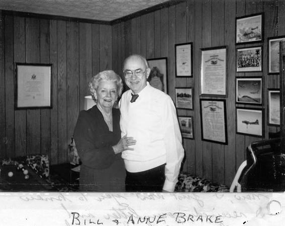 Bill and Anne Brake