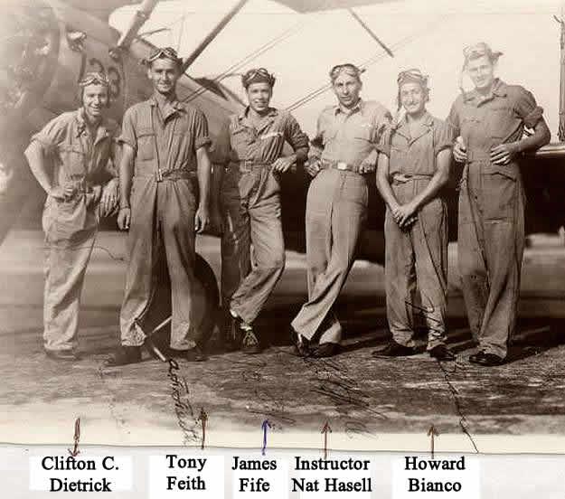Class 1945 A World War Ii Flight Training Museum And