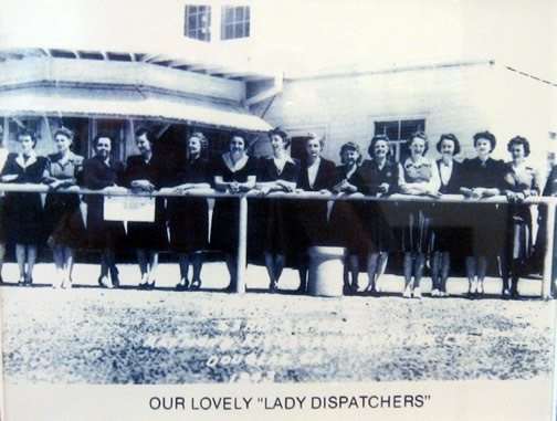 Lady Dispatchers
