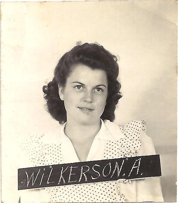 Ann Wilkerson Cloud