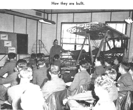 How the Stearman is built
