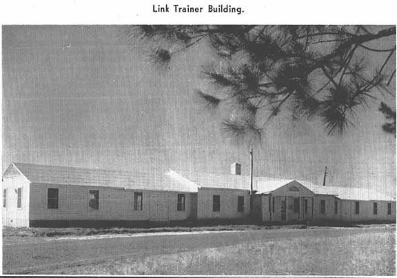 Link trainer building