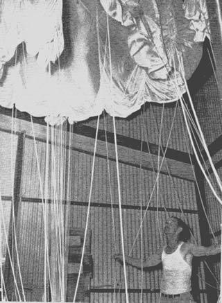Parachute rigging